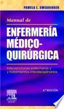 Manual de enfermería médico-quirúrgica