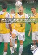 MANUAL DE ENTRENAMIENTO DE FÚTBOL. 144 Programas de entrenamiento