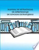 Manual de estrategias de aprendizajes de lenguas extranjeras