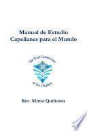 Manual de Estudio Capellanes para el Mundo