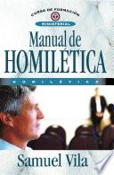 Manual de homilética