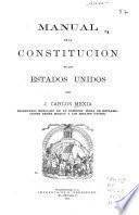 Manual de la Constitucion de los Estados Unidos
