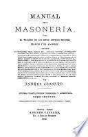 Manual de masonería