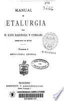 Manual de metalurgia