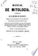 Manual de mitología
