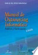 Manual de outsourcing informático