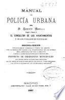 Manual de policía urbana