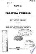 Manual de practica forense