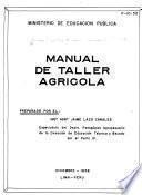 Manual de taller agrícola