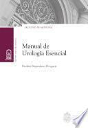 Manual de urología esencial