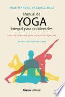 Manual de yoga integral para occidentales