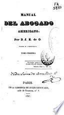 Manual del abogado americano