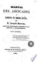 Manual del abogado