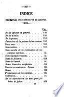 Manual del fabricante y clarificador de aceites y fabricante de jabones