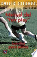 Manual del fair play