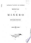 Manual del minero