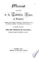 Manual del servicio de la caballería ligera en Campaña