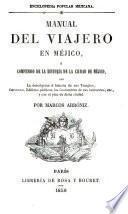 Manual del viajero en Méjico