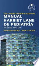 Manual Harriet Lane de pediatría + acceso web