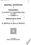 Manual histórico de Valladolid