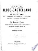 Manual iloco-castellano