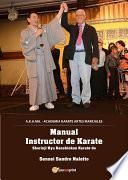 Manual Instructor de Karate