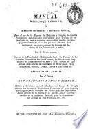 Manual médico-quirúrgico o Elementos de medicina y cirugía práctica...