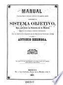 Manual para facilitar el estudio práctico de nuestro cuadro conforme al sistema objetivo, que contiene la historia de la música
