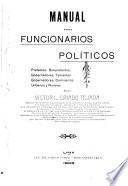 Manual para funcionarios políticos