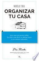 Manual para organizar tu casa