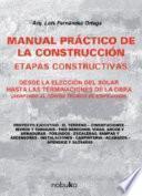 Manual práctico de la construcción