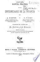 Manual práctico de las enfermedades de la infancia