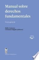 Manual sobre derechos fundamentales