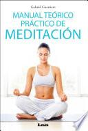 Manual teórico práctico de meditación