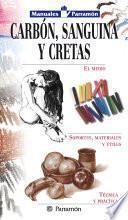 Manuales Parramón: Carbón, sanguina y cretas