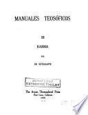 Manuales teosóficos