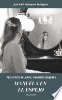 Manuela en el espejo