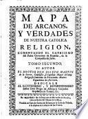 Mapa de arcanos y verdades de nuestra católica Religión