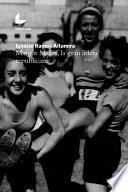 Margot Moles, la gran atleta republicana