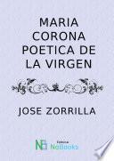 Maria corona poetica de la virgen