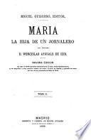 María, la hija de un jornalero