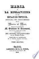 María ó la esclavitud en los Estados Unidos