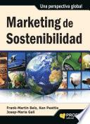 Marketing de sostenibilidad