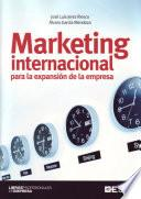 Marketing internacional para la expansión de la empresa