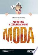 MARKETING Y COMUNICACIÓN DE MODA
