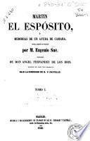 Martin el espósito ó Memorias de un ayuda de cámara: t. 2, .t. 3