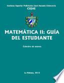 Matemática II: guía del estudiante
