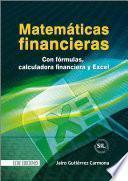 Matemáticas financieras con fórmulas