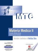 Materia Médica II