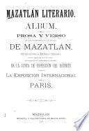 Mazatlán literario